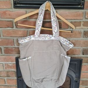 |Grey |Thirty| One| Tote